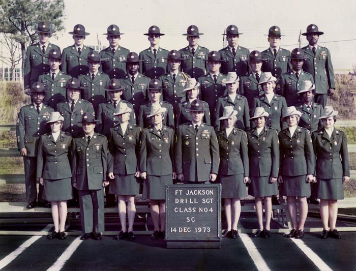 Ft Jackson Drill Sergeants 3rd Us Army Drill Sgt School
