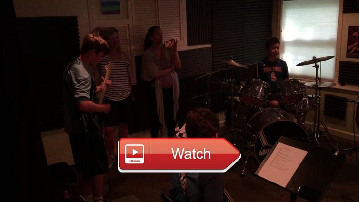 Day In The Life by the Beatles cover  Luca 11 on drums with Music Shed band Steak to the Face