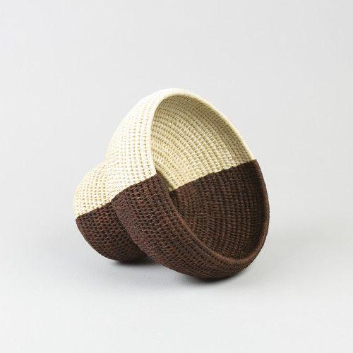 Decorative Basket Sisal / Interior Design