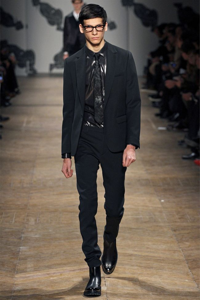 mens fashion 2014 | Paris Fashion Week: Viktor & Rolf Fall-Winter 2013-2014 Men's ...