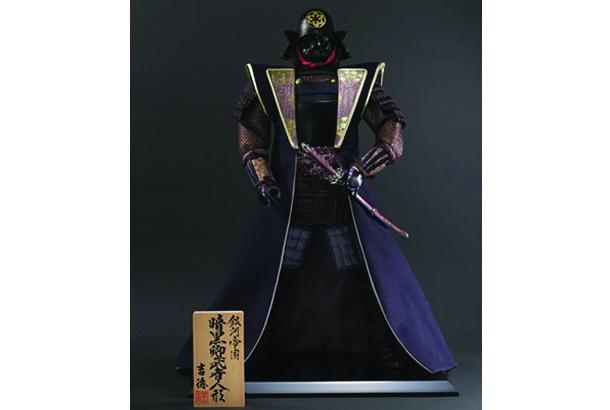 Darth Vador Samurai Doll 「ダース・ベイダーの五月人形」なんてズルいよ、かっこよすぎるよ