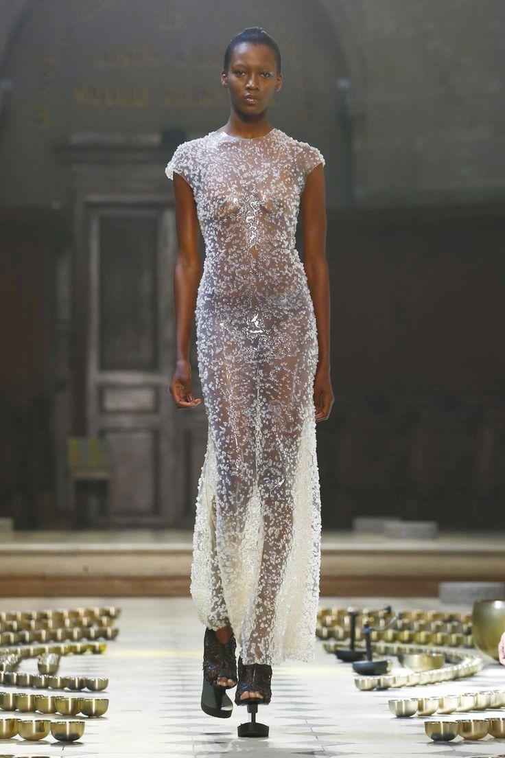 Kai Newman at Iris Van Herpen Haute Couture Fall 2016