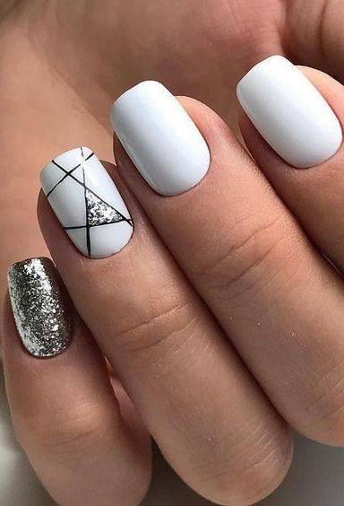 29 Summer Nail Designs That Are Trending for 2019 – #Designs #Nail #Summer #Tren…  # Lindy