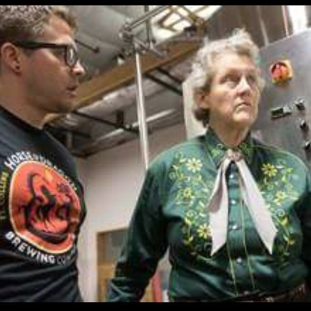 Temple Grandin is so awesome she's getting her own beer!  KUSA - Peyton Manning won a lot of football games  and thats probably why he inspired Oatmaha a collaboration between Denvers Factotum Brewhouse and Tow Yard Brewing in Indianapolis.  In honor of her 70th birthday Horse and Dragon Brewing Company is making Temple Grandin her own beer.  Now another Colorado icon who redefined a field was named one of the most influential people in the world and broke countless barriers along the way is…