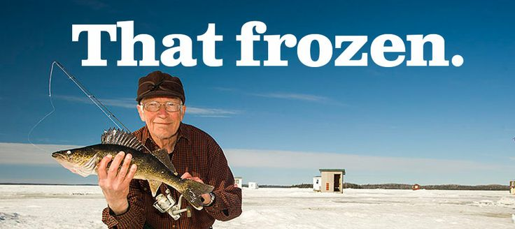 Fish Hunt - Ice Fishing in Algoma Country