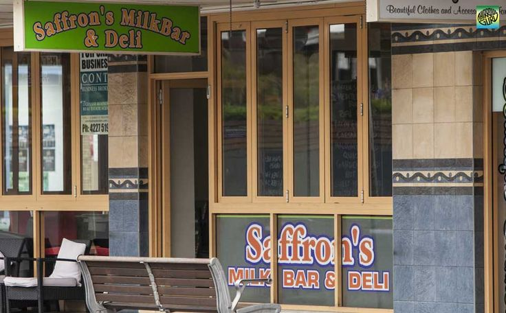 Saffrons Milkbar & Deli are a family owned Cafe In Thirroul with all your favourite foods and the choice to design your own. Catering available!