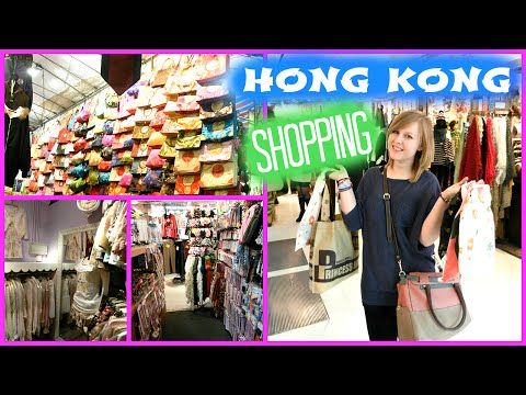 Shopping and Where To Shop In Hong Kong || Your Video Guide - YouTube