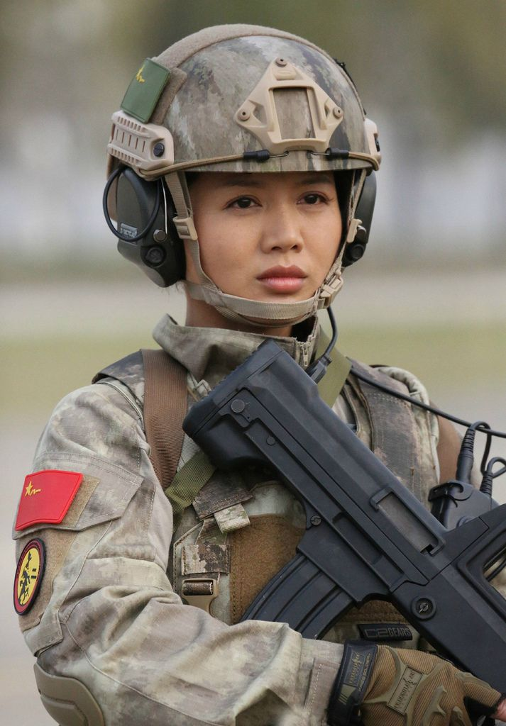 Women in special forces