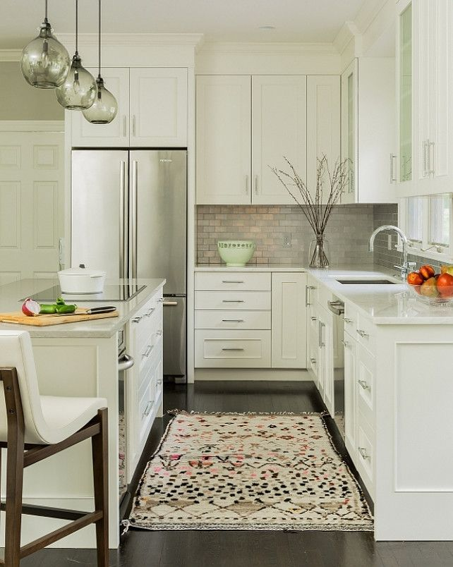 25 best small kitchen remodeling ideas on pinterest for Small kitchen cabinets