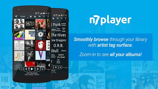 n7Player Music Player Premium 3.0.5 Cracked APK is Here ! [LATEST]