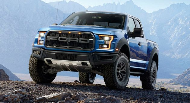 2017 Ford F-150 Raptor price