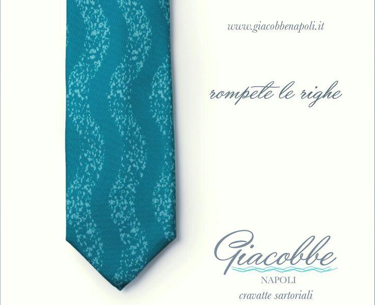 Cravatte poetiche sartoriali giacobbenapoli.it