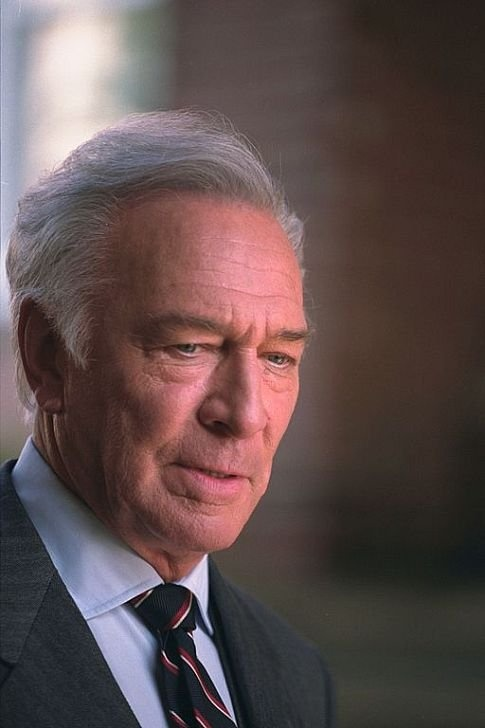 Mr. Lewis. Frederick the father that is. Christopher Plummer.