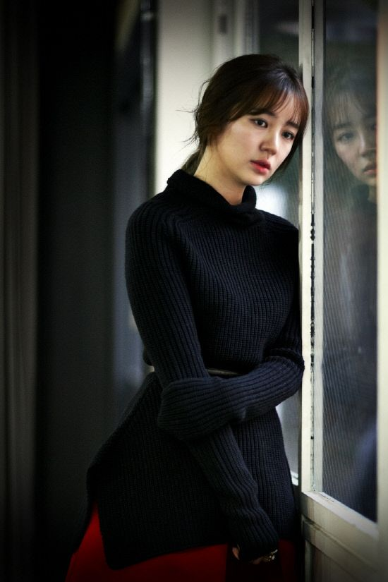 "Yoon Eun-Hye (윤은혜) - ""I Miss You"" poster shoot (11/2012)"