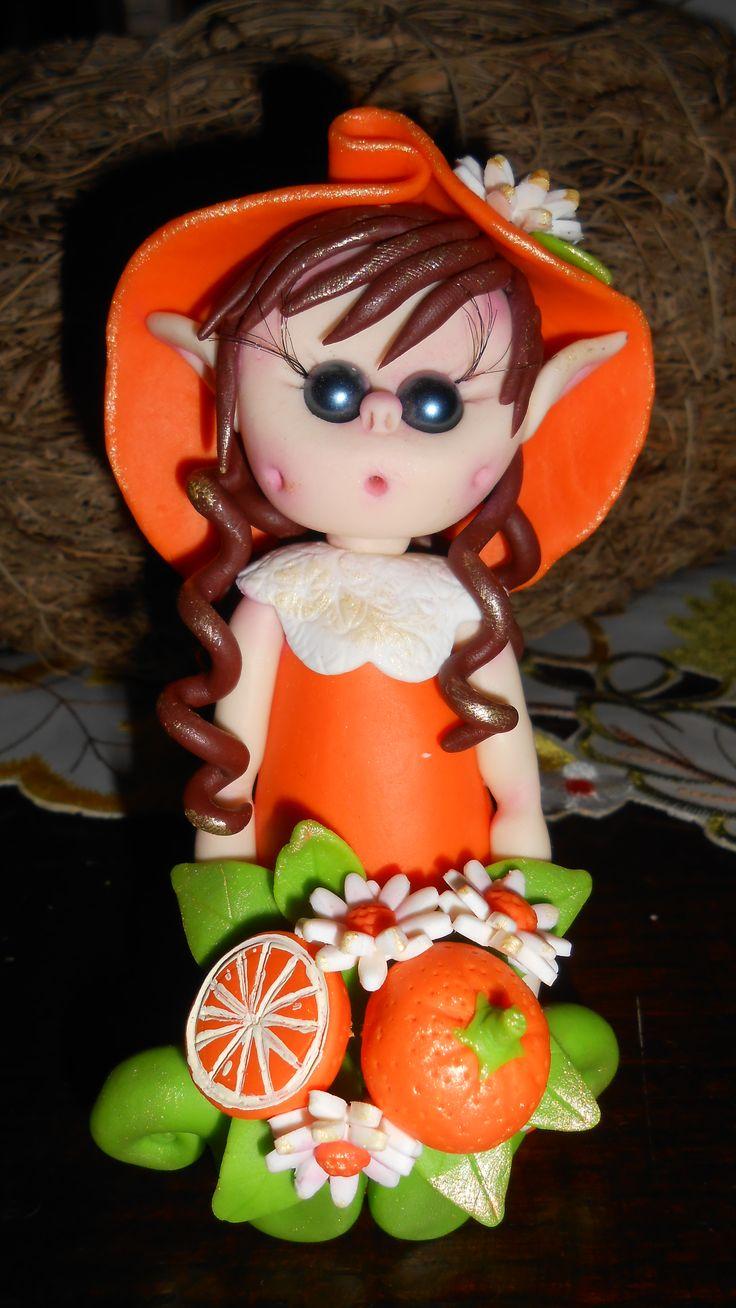 Folletto LUCKY orange
