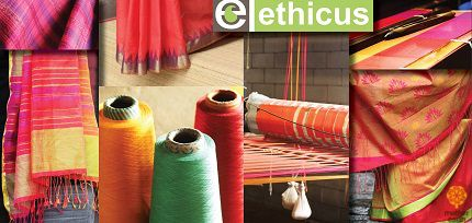 Mother Earth, celebrates Gandhi Jayanti this year by inviting you to an experience with handloom.