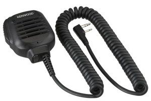 $91.44 Kenwood KMC-45 Speaker Microphone w/ Listen Only.  Check out www.cesco.com