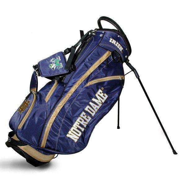 Notre Dame Fighting Irish Fairway Stand Golf Bag - $199.99 #golfbags