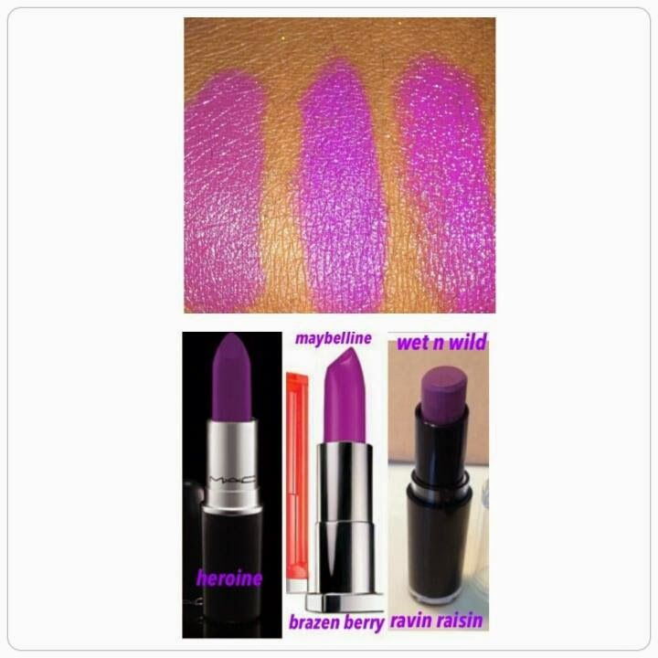 The REAL MAC Heroine Dupe??