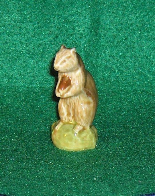 Wade Porcelain Animal  Whoppa Chipmunk #Whoppa