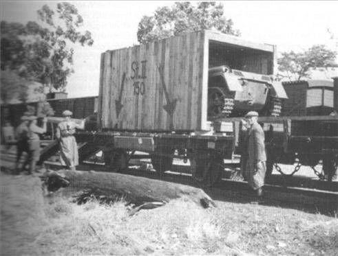 Galería de fotos La base secreta de las Arguijuelas de Cáceres - Tras desembarcar en Sevilla, el armamento llegó a Aldea del Cano. - El Periódico Extremadura
