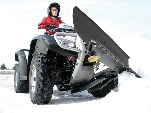ATV plow attachment (blog resource)