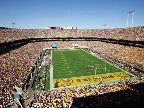 Arizona State University - Sun Devil Stadium