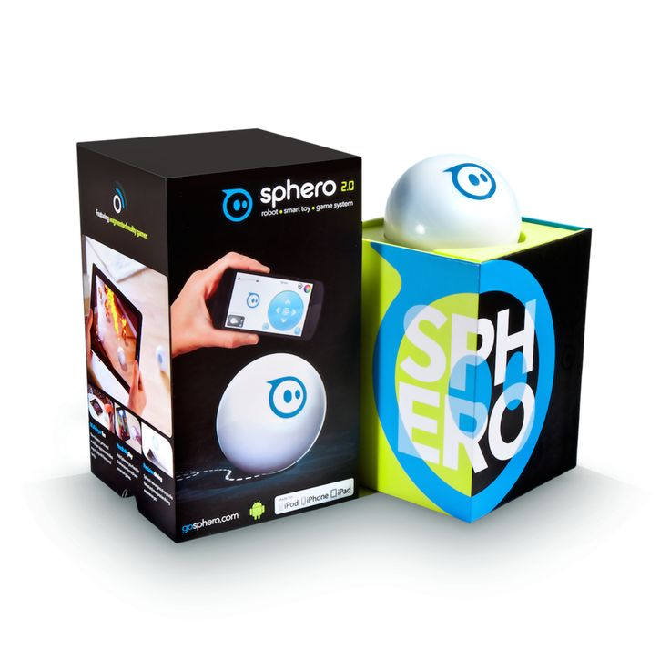 Sphero 2.0 - FATHER'S DAY SPECIAL! Sphero is the world's first app-enabled robotic ball and a sophisticated companion for your smartphone or tablet. Learn, pl...