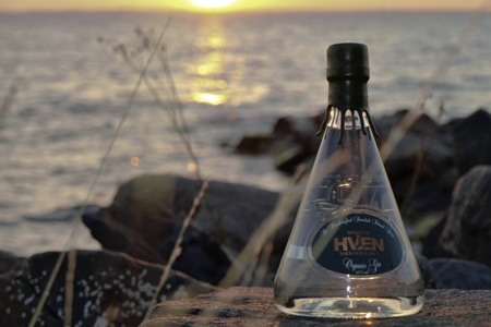 Schnaps from the small Swedish island, Hven