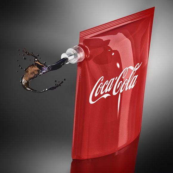 Creative liquid boxes designed by Degra Studio.