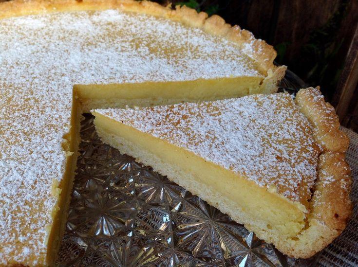 Zitronentarte – fruchtig, einfach, lecker – Aus meinem Kuchen- und Kuchenblog