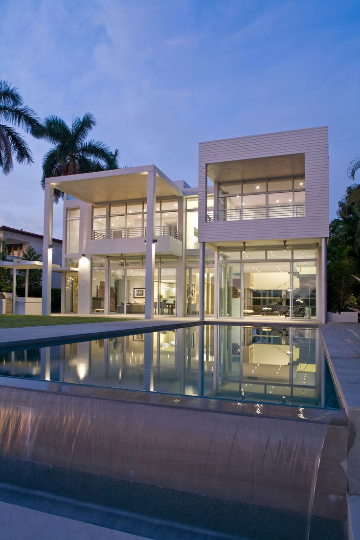 78 images about modern house designs on pinterest house plans cabin and house - Nice small house interior from a contemporary oceanfront residence ...