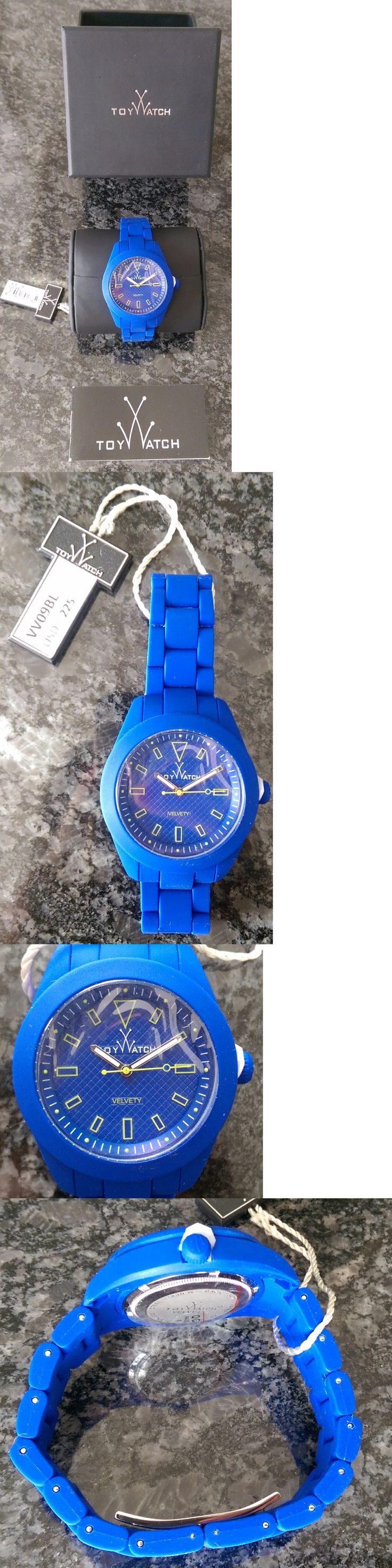 Other Jewelry and Watches 98863: (A) Toywatch Velvety Blue Ladies Watch Vv09bl -> BUY IT NOW ONLY: $49.99 on eBay!