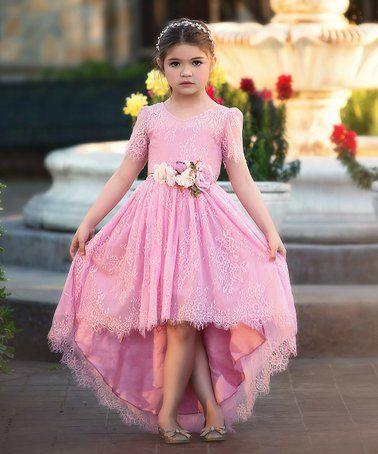 bef8004c7 Loving this Rose Ainsley Gown - Toddler & Girls on #zulily! #zulilyfinds