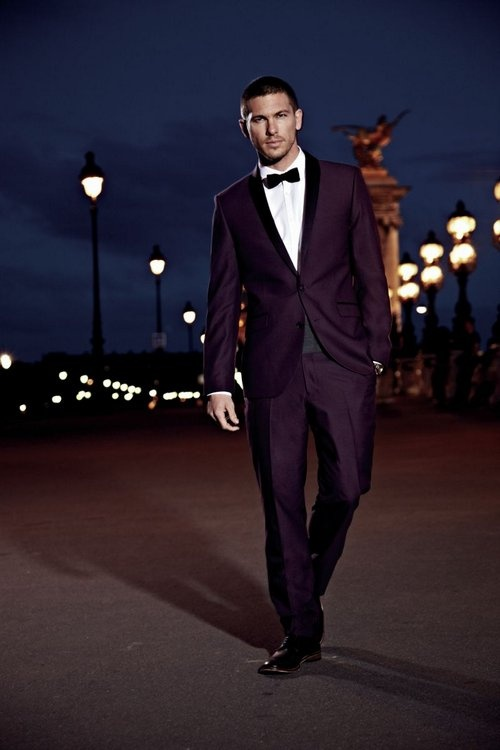 Next Fall-Winter 2012-2013 Menswear Campaign~ Model Adam Senn