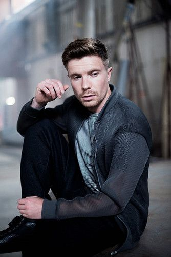 Joe Dempsie Photoshot for British GQ / Gendry Waters Baratheon /