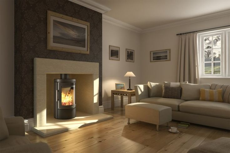 The HWAM series combines modern design with a cosy atmosphere. The design of this elliptical stove series originates in pure Scandinavian lines and simple forms that make the HWAM 3100 series more than just stoves. They are also attractive items of furniture that will adorn and warm any home. Hung on the wall, it has a discreet expression and is particularly easy to clean.