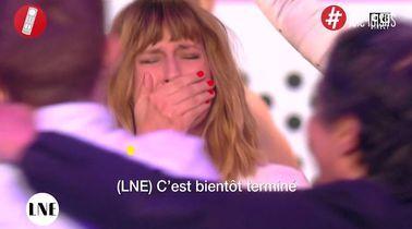 Effondrée, Daphné Bürki fond en larmes pour sa dernière LNE