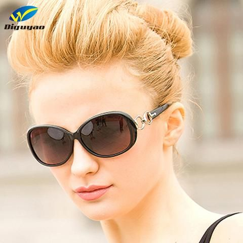 25eee7d9d2ee DIGUYAO 2017 Vintage Fashionable Women Classical Luxury Sunglasses  Polarized glasses oculos de sol feminino women brand designer