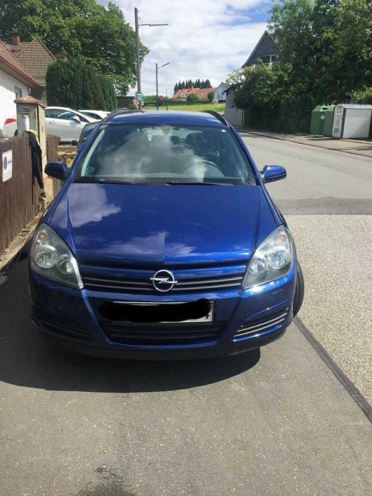 Opel Astra Caravan H
