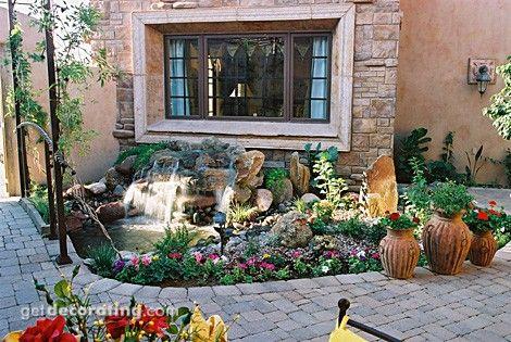 Landscaping, Home Landscaping, Landscaping Ideas, Home Landscaping Photos - getdecorating.com