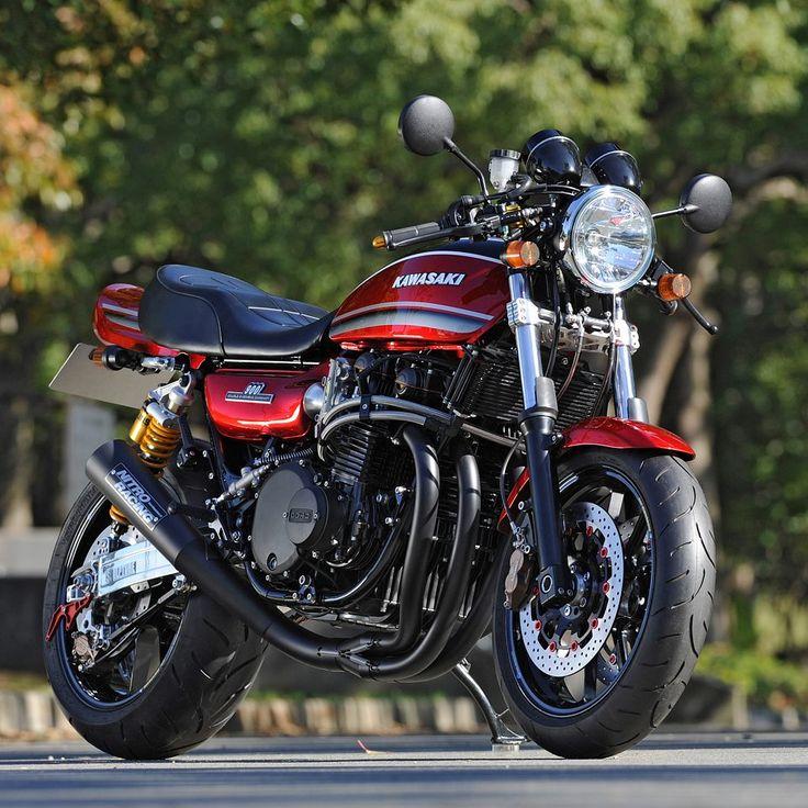 27 Best Images About CMSNL Kawasaki Z900 (Z1) On Pinterest
