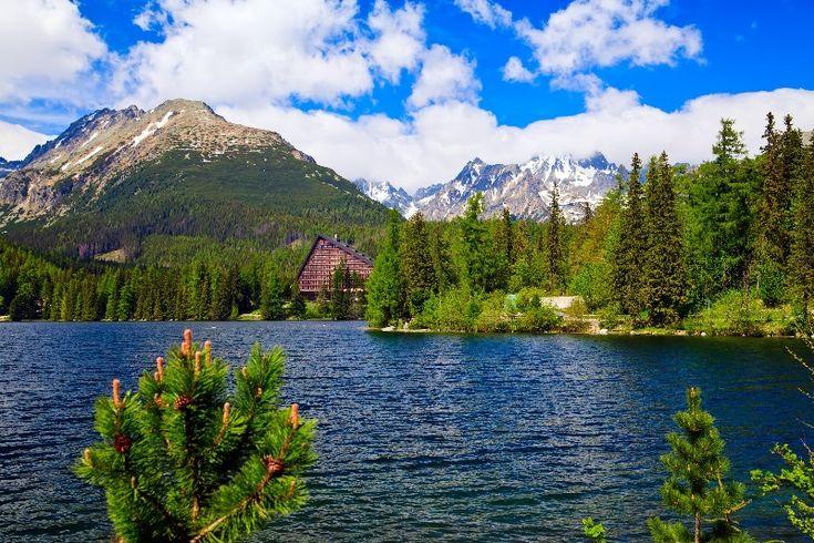 Tatry Wysokie - Szczyrbskie Jezioro