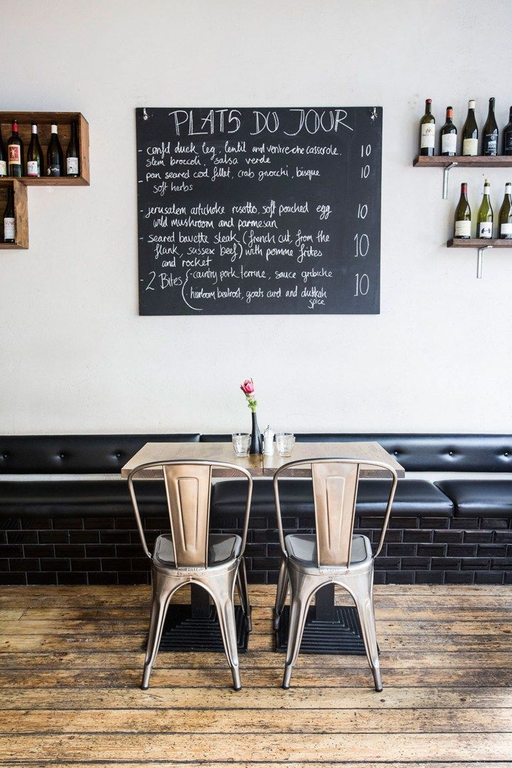 Plateau restaurant, Brighton