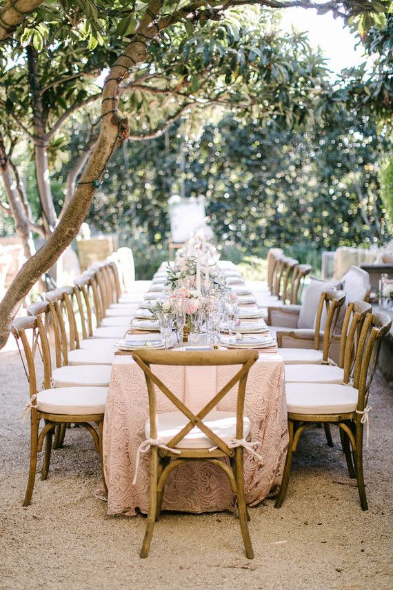 Santa Barbara Ranch wedding: