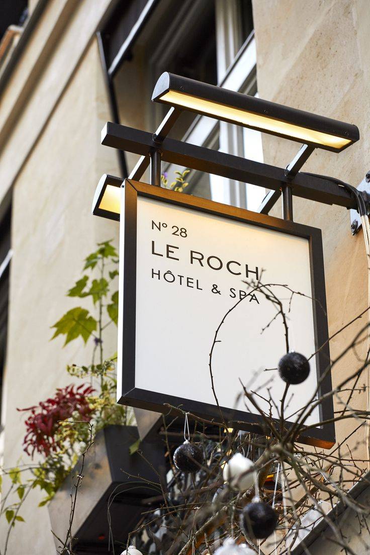 A Grand Stay and Très Chic Getaway at the Le Roch Hotel & Spa - Design Milk