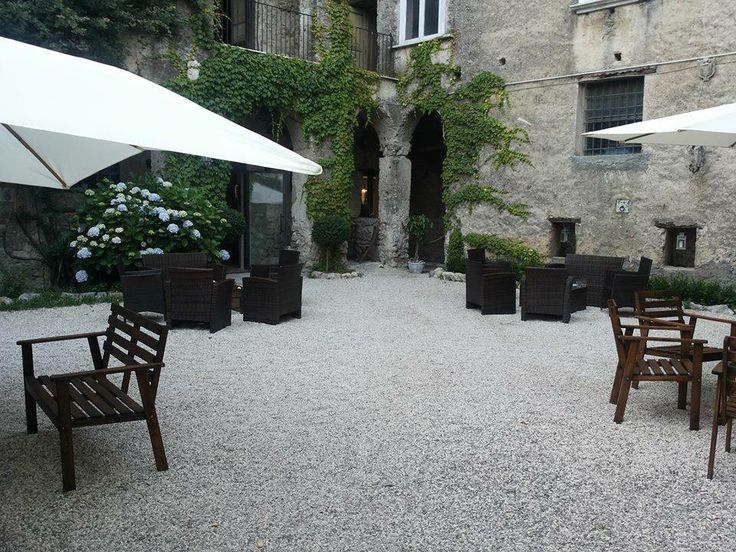 Agerola - Palazzo Acampora - Ristorante ThanksMama - All'aperto