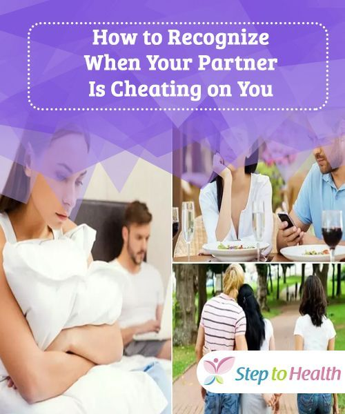 how to find out your partner is cheating