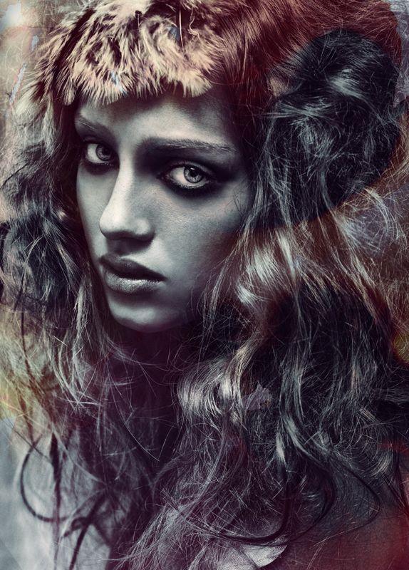 Silver spirit by Andrey  & Lili , via Behance