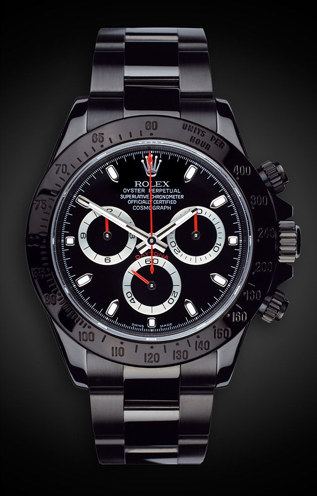 Titan Black Rolex Daytona Stealth, excellence at work... Do you have your first 500 Twitter Followers? Check this out to know how… http://johneasycash67.blogspot.com/2014/01/how-to-get-your-first-500-twitter.html    Please Repin this blog post and help others
